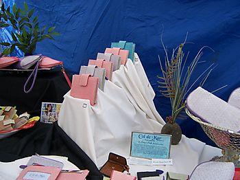 Tilapia wallet display