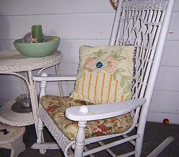 Wickerchair