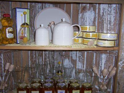 Honeycloseup