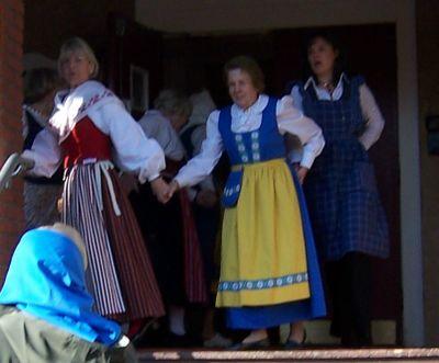 Dancingswedes