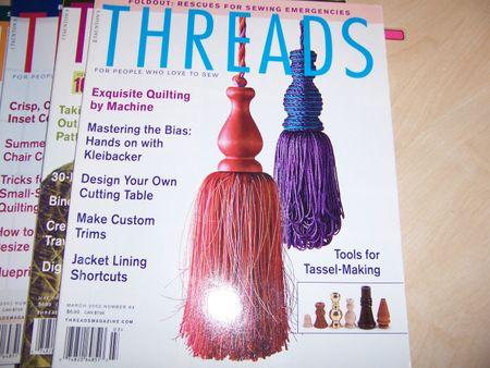 Threadstassels