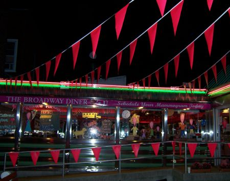 Dinerflags