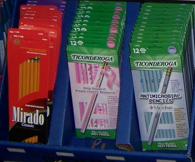 Antimicrobialpencils