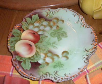 Limoge plate