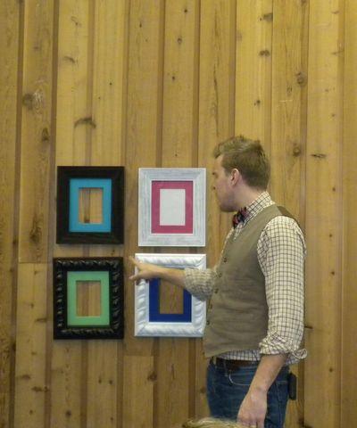 Erand frames