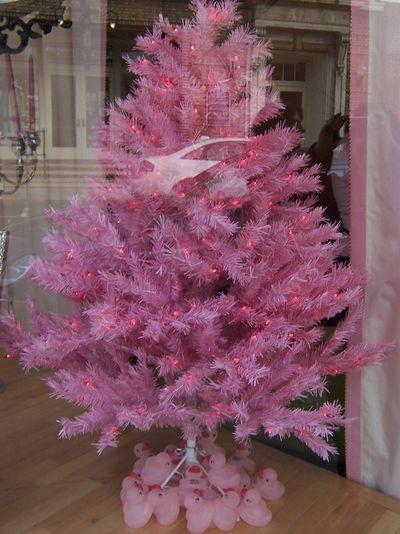 Pinkxmastree