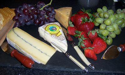 Cheesetray again
