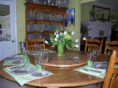 Spring table setting1