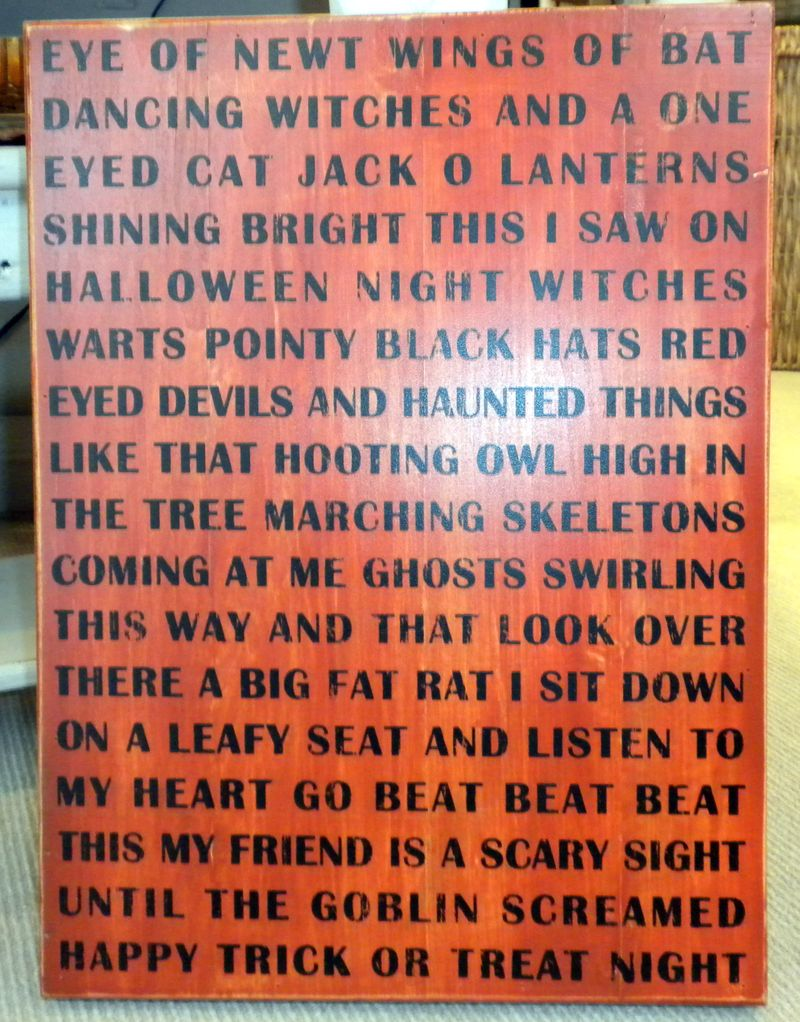 Halloweensignbetter