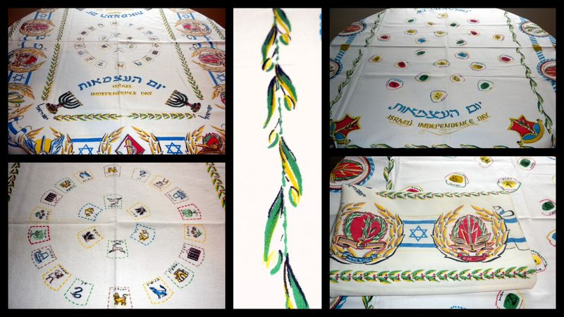 Chanukahtablecloths