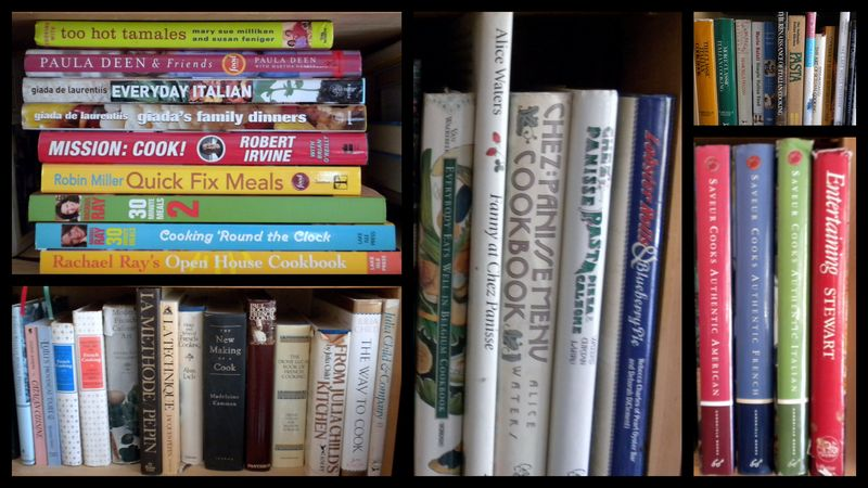 Cookbooks2011