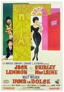 220px-Irma_la_Douce_1963_film_poster