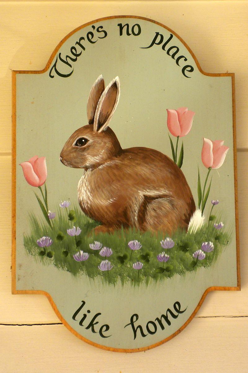 Bunnysign