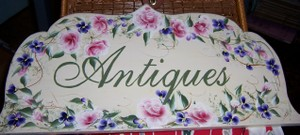 Antiquessign