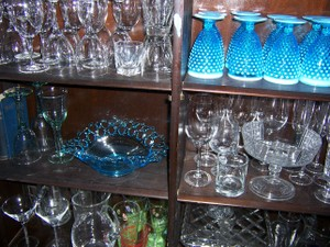 Glasscabinet